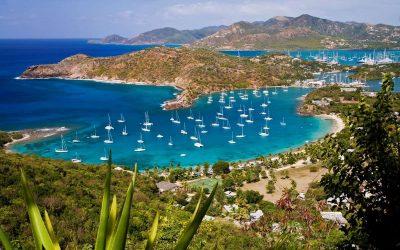 Cómo es Antigua y Barbuda, el destino de luna de miel de Messi y Antonela
